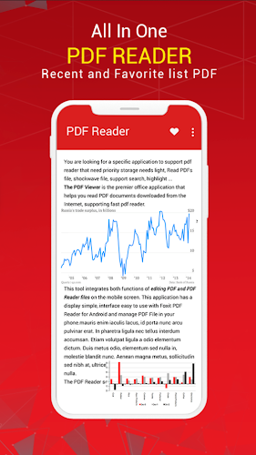 PDF Reader for Android 2019 Android App Screenshot