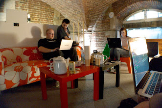 Photo: Learning PuzzleScript session
