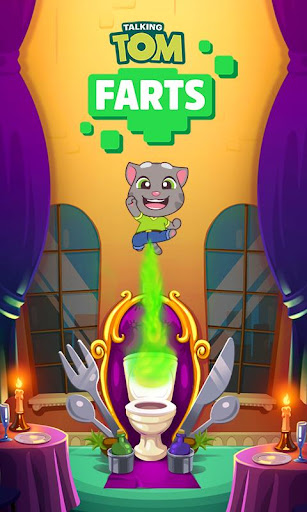 Screenshot for Talking Tom Farts in United States Play Store