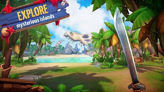 Survival Island: EVO 2 Apk Mod (Pontos Infinito + Durabilidade) 7