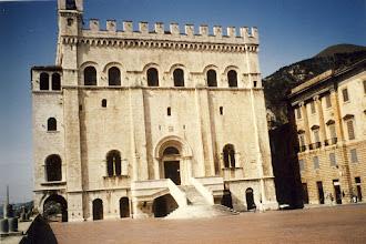 Photo: Palazzo dei Consoli.
