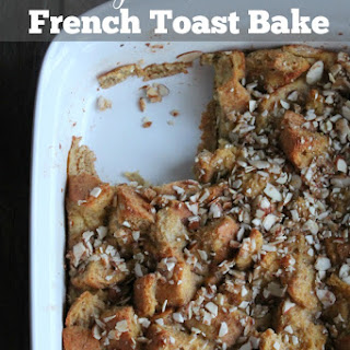 Healthy and Wholesome French Toast Casserole Bake