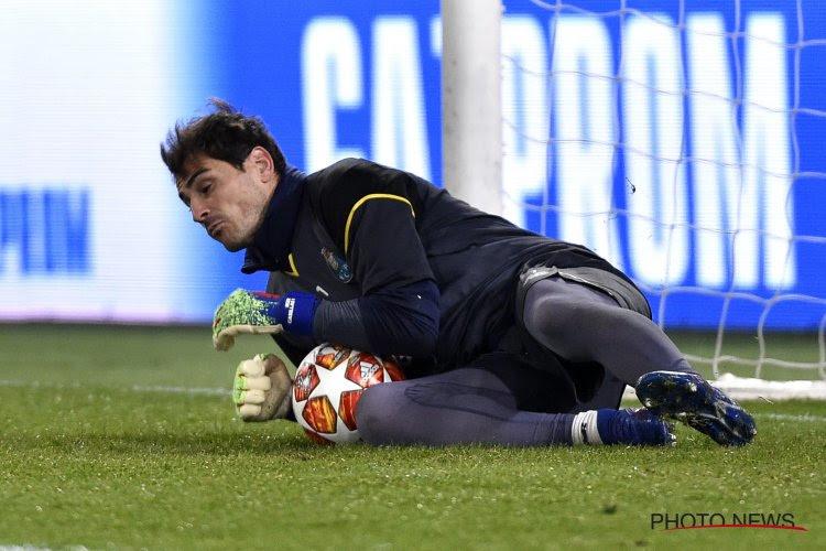 Iker Casillas jouera-t-il encore au football ? La porte n'est pas totalement fermée