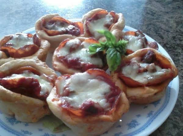 Italian Biscuit Cups Recipe