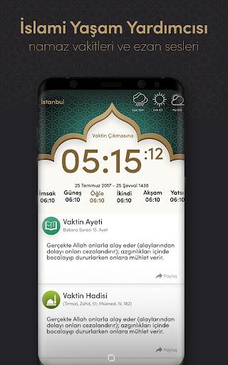 Ezan Vakti Pro (REKLAMSIZ) screenshot
