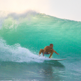 by Keith Sutherland - Sports & Fitness Surfing ( maui, surfing, speed, surfer, wave, fast )