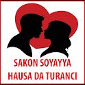 Sakon Soyayya Hausa Da Turanci icon