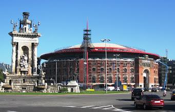 Photo: Barcelona - Plaça d'Espanya (junat Montserratiin lähtevät täältä)