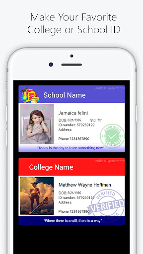Download Fake ID Card Maker for India Google Play softwares