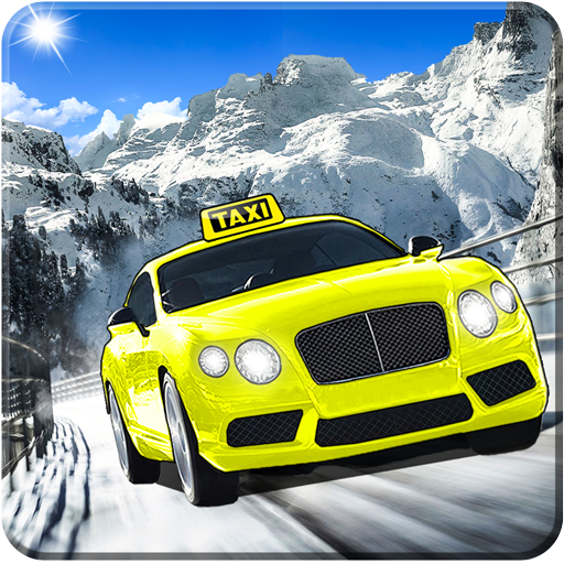 Taxi Driving Simulator: Snow Hill Drive