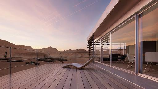 Module terrasse