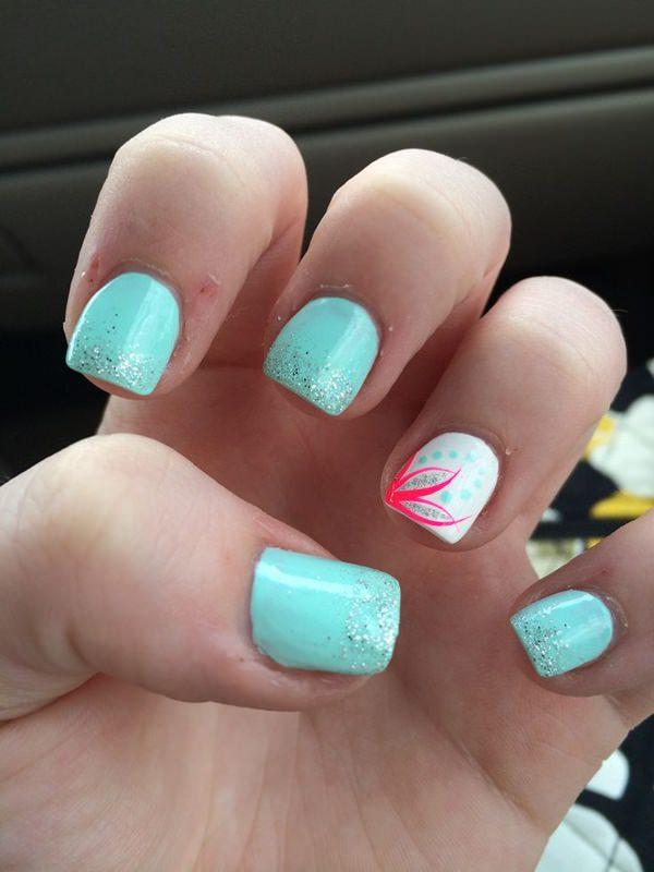 cute nail designs creem (48) - 73 DIY Cute Nail Designs [Inspo+Instructions]