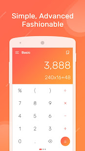 Download Calculator Pro - Solve Maths by Camera, Equations For PC Windows and Mac apk screenshot 1