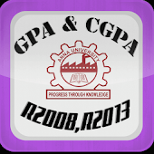 Anna Univ CGPA GPA Calculator