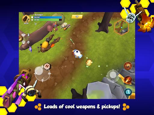 Battle Bees Royale screenshots 9