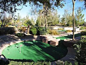 Photo: Miniature golf - Mountain Shadows Center