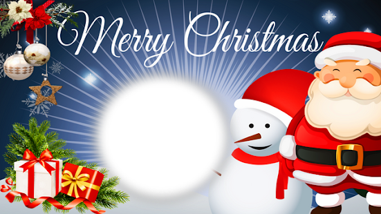 Merry Christmas Photo Frames - Android Apps on Google Play