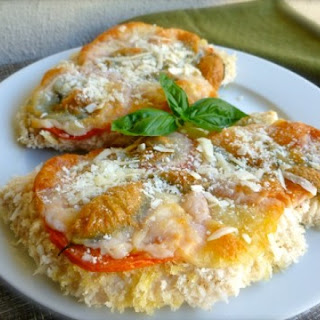 Weight Watchers Easy Healthy Baked Chicken Parmesan.