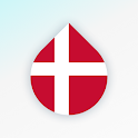 Drops: Learn Danish language and words for free icon