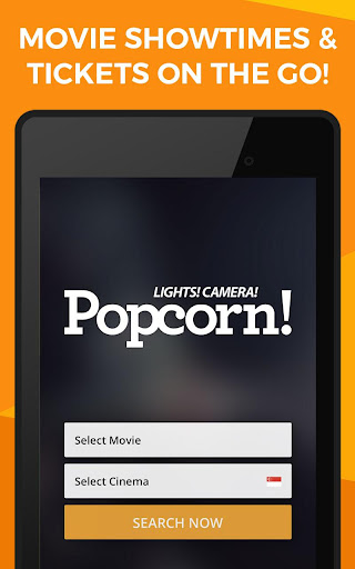 Popcorn: Movie Showtimes, Tickets, Trailers & News 5.10.29 screenshots 9