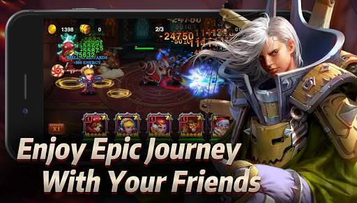 Download Heroes Charge MOD APK 2