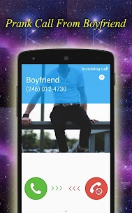 Funny Call & Fake Call Phone – Calling App  Download For Android 2