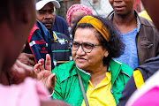 The ANC's Jessie Duarte visited Galeshewe on Tuesday, and told community members the government had no choice but to sort some of the challenges experienced in the area.