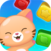 Magic Cat - Cube Puzzle Blast Android APK Download Free By Simple Puzzle
