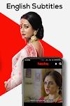 screenshot of hoichoi - Bengali Movies | Web Series | Music