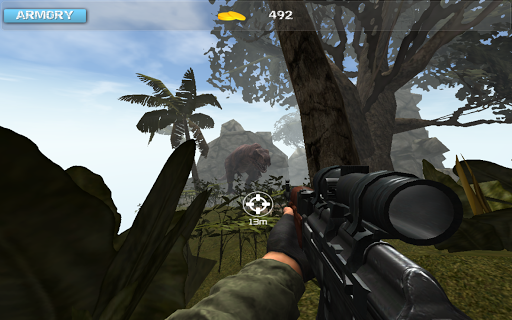 Dinosaur Hunt: Africa Contract screenshots 8