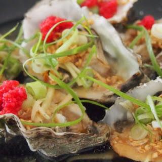 Steamed Raw Oysters 蒸生耗.