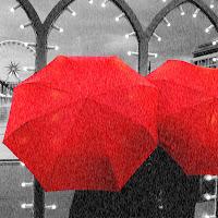 Pluie a Nice. di