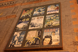 Photo: Day 189 -  Advert in Hutang Area in Beijing (China)