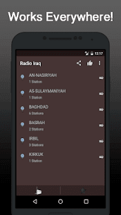 Radio Online Iraq - náhled