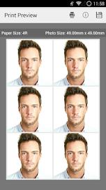 Passport Photo ID Studio Screenshot 5