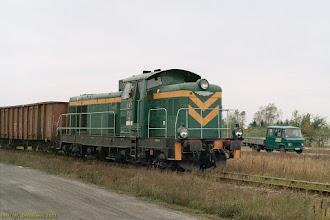 Photo: SM42-569; {szlak Toruń Wschodni - Toruń Północny; 2003-09-23}