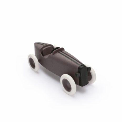 Grand Prix racerbil mörkbrun