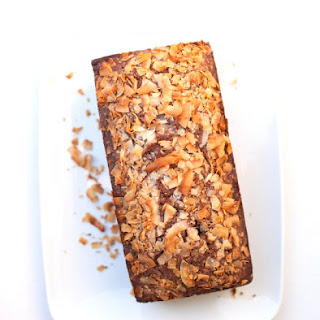 Chocolate Coconut Buttermilk Loaf Cake + The Art Of Packing.