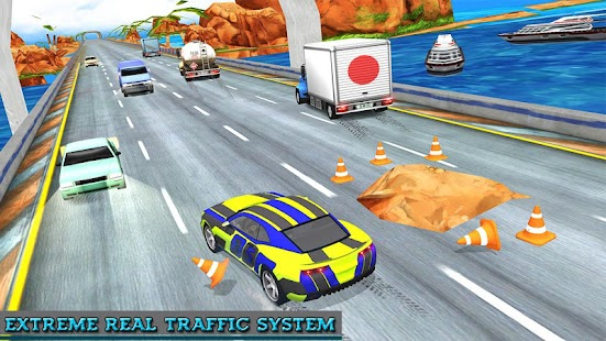 Superheroes Traffic Riders Pro 2018