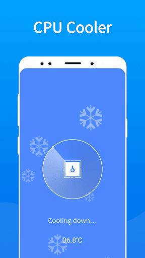 Speed Boost Cleaner & CPU Cooler & App Manager screenshot 2