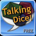 Talking Dice (Free) icon