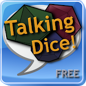 Talking Dice (Free)