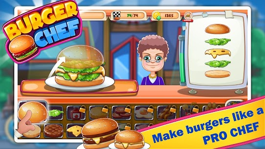 Burger Chef 1.0.2 Mod Android Updated 1