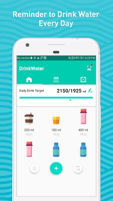 Drink Water Reminder – Water Alert, Water Tracker - screenshot