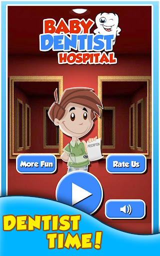 Baby Dentist-Fun Hospital Game