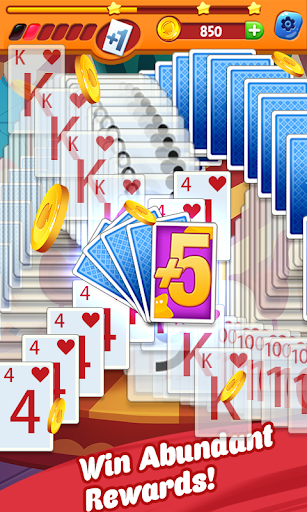 Solitaire Tripeaks Story - 2020 free card game modavailable screenshots 2