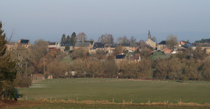Photo: Village de Marenne