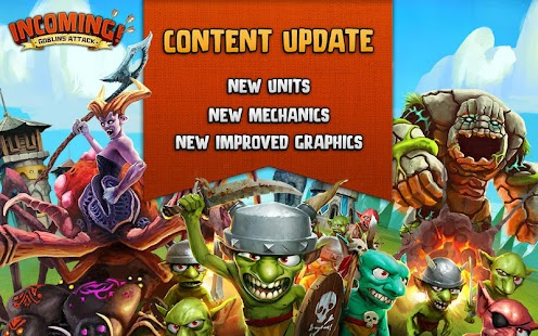 Incoming! Goblins Attack TD- screenshot thumbnail