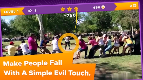 Fail Loop - Press to Crash!- screenshot thumbnail