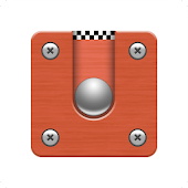 Roll - slide puzzle game